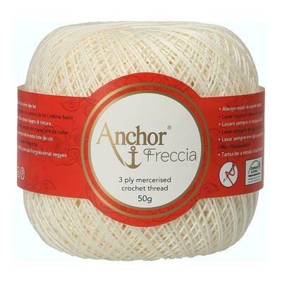Crochet Thread - Anchor Freccia 12 culoare 06650