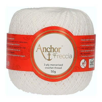 Crochet Thread - Anchor Freccia 12 culoare 07901