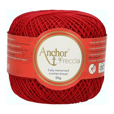 Crochet Thread - Anchor Freccia 6 culoare 00047