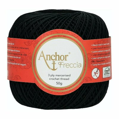 Crochet Thread - Anchor Freccia 6 culoare 00403