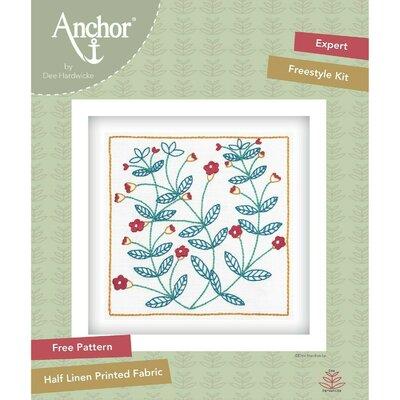 Embroidery Kit - Dee Hardwicke Pimpernel