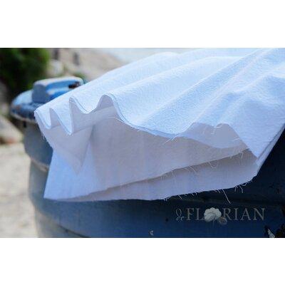 Extrawide Cotton Gauze - Carpatin White-2.80
