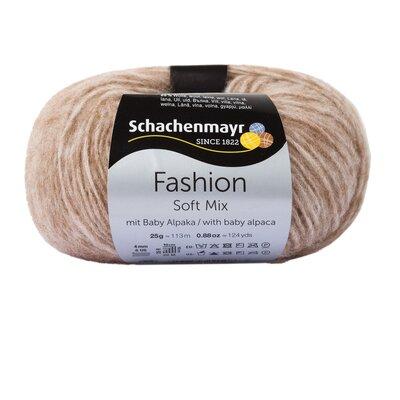 Fashion Soft Mix Yarn - Camel 00010
