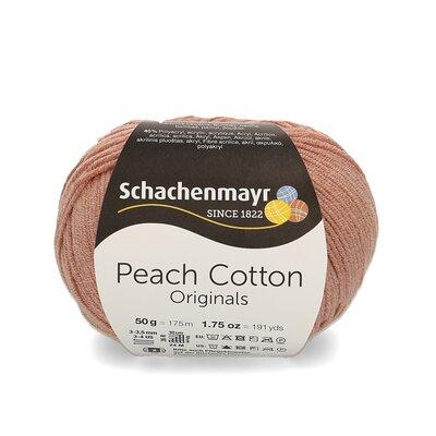 Peach Cotton 50 gr - Peach 00130