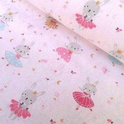 Printed Cotton - Lavigna Rose