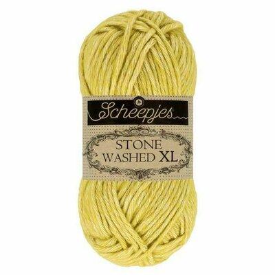 Scheepjes Stone Washed XL - Lemon Quartz 852