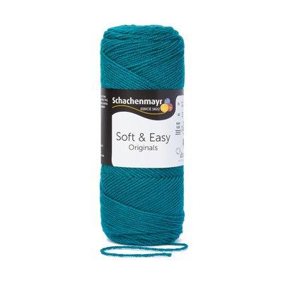 Soft & Easy Yarn - Petrol 00069