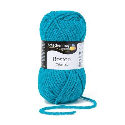 Wool blend yarn Boston-Pool 00164