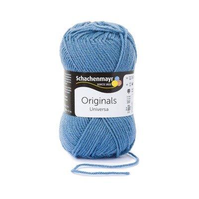Wool blend yarn Universa - Denim 00152