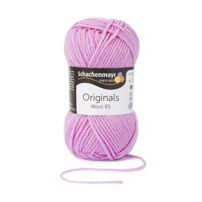 Wool Yarn Wool85 - Liliac 00245