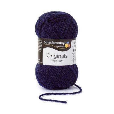 Wool Yarn Wool85 - Marine 00250