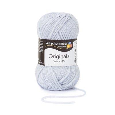 Wool Yarn Wool85 - Mist 00294