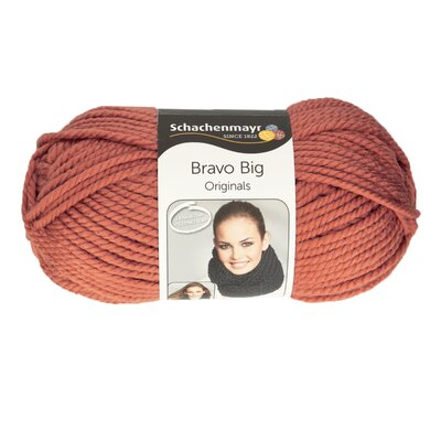 Yarn Bravo Big - Coral 00123