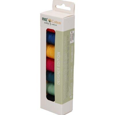 Ata de cusut din bumbac Mez Cotton - Prime Selection - 7 culori
