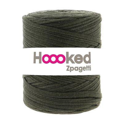 Banda textila pentru tricotat - Zpagetti Moshi Green