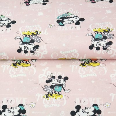 Bumbac Imprimat  - Disney Love Minnie