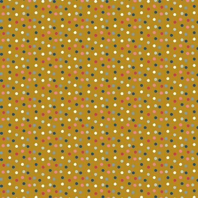 bumbac-imprimat-happy-feeling-dots-ochre-32555-2.jpeg