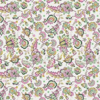 Bumbac imprimat - Paisley Flower Ivory