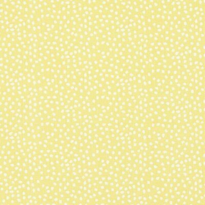Bumbac imprimat - Tassi Yellow