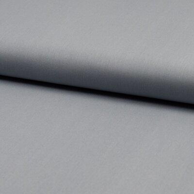 Bumbac Organic uni - Grey