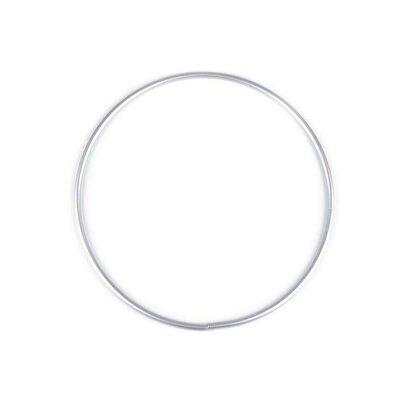 Cerc metalic pentru decoratiuni si dreamcatcher - diametru 20 cm