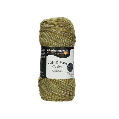 Fir acril Soft & Easy Color - Khaki 00084