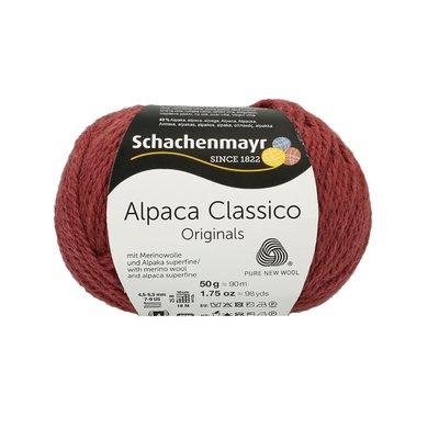 Fir de tricotat Alpaca Classico - Winter Mauve 00041