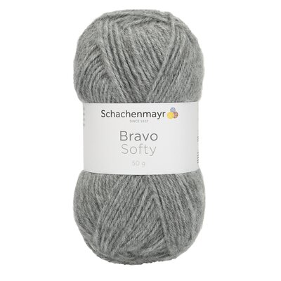 Fire acril Bravo Softy - Medium Grey 08295