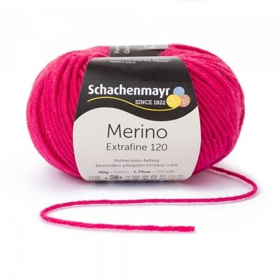 Fire lana - Merino Extrafine 120 Cyclam 00138