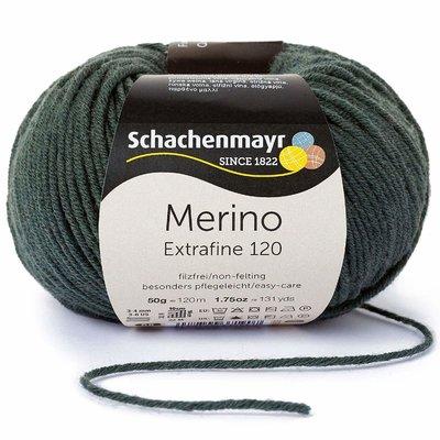 Fire lana - Merino Extrafine 120 Olive 00171