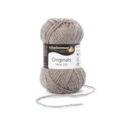 Fire Lana - Wool125 - Sisal 00104