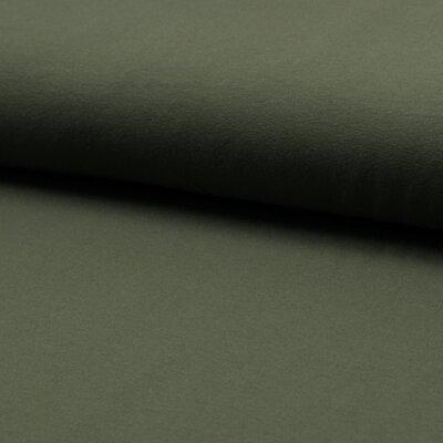 Jerse bumbac uni - Khaki