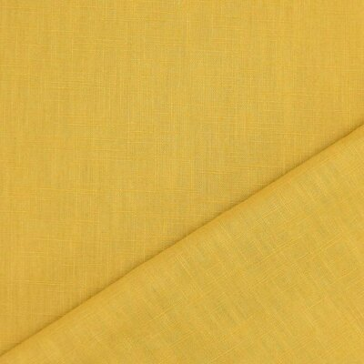 Material 100% In Washed - Ochre