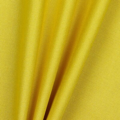 Material bumbac canvas uni - Yellow