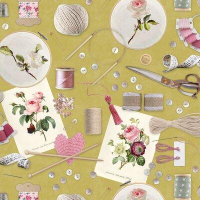 Material Canvas imprimat digital - Let's Craft Toghether