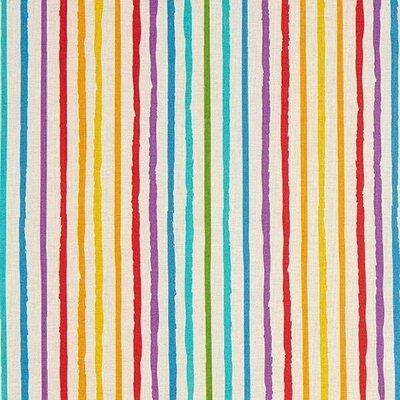 Material Canvas - Rainbow Stripes