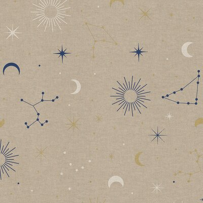 Material Canvas - Sun Moon Star
