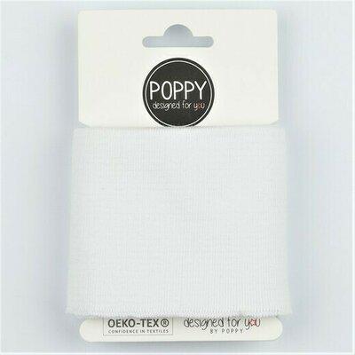 Material pentru mansete 135 x 7cm - White