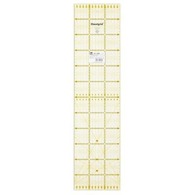 Rigla patchwork si quilting 15x60cm - Cod 611308