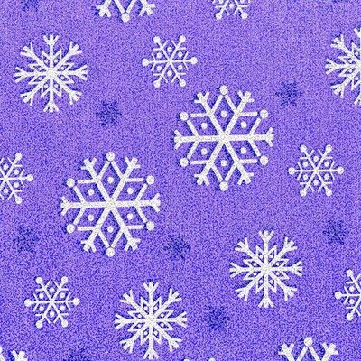 Snowfall Amethist