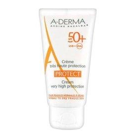 A-derma Protect Crema Spf 50+ 40ml