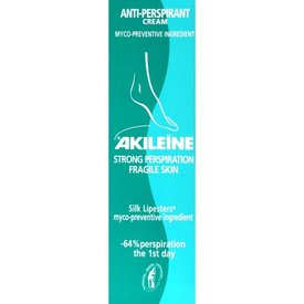 Akileine Cremă antiperspirantă 50ml