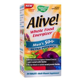 Alive Men's Ultra 50+ 30comprimate