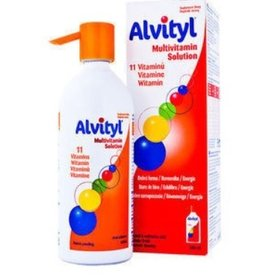 Alvityl Multiminerale Sirop 150 ml