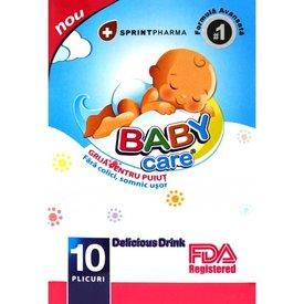 Baby Care 10 plicuri