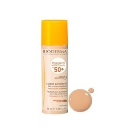 Bioderma Photoderm Nude Touch Claire  Spf 50+ Crema 40ml