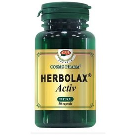 Cosmo Pharm - Herbolax - Laxativ natural, 30 tablete