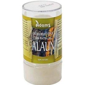 Deodorant stick din piatra de alaun 120 grame