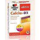 Doppelherz Aktiv Calciu+D3, comprimate
