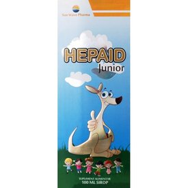 Hepaid Junior, Sirop 100ml